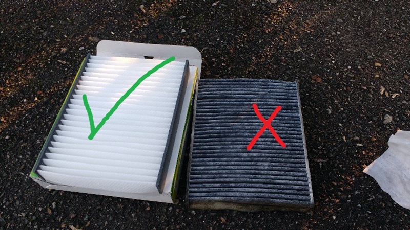 DIY Guide: How to Change Cabin Air Filter on a Ford Fiesta MkV