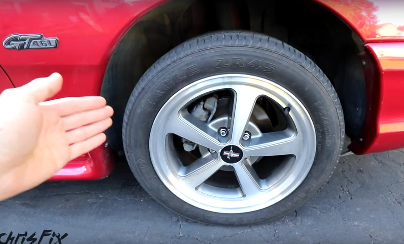 How To Repair A Punctured Tire