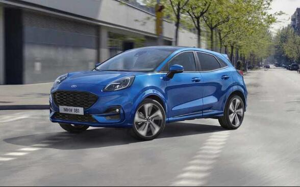 The new Ford Puma lands in America with new myth