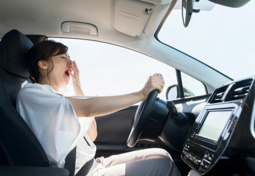 The Danger of Lack of Sleep While Driving