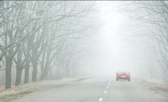 How to Drive in the Foggy Day