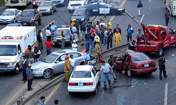 How to Avoid a Traffic Accident on the Road